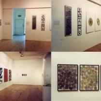 Susan Fielder: A Fictional Retrospective' - installation details