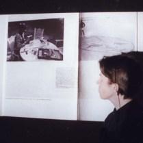 'Sandra Bridie, mentor - a fiction', (detail).